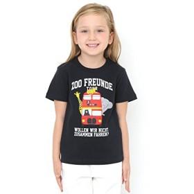 (グラニフ) graniph キッズ Tシャツ ズーフレンズツアー (ネイビー) 130 (g28) #▲
