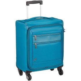 [プロテカ] スーツケース 日本製 フィーナST キャスターストッパー TSAダイヤルファスナーロック付 機内持ち込み可 24L 40 cm 1.9kg ブルーグリーン