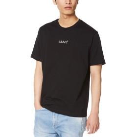 [ウィゴー] WEGO スマート ロゴ プリントT シャツ 半袖 M ガラ4 メンズ