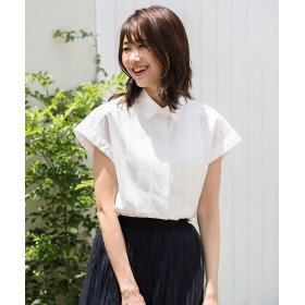 アナイ ★タイプライタータックブラウス レディース ホワイト 38 【ANAYI】