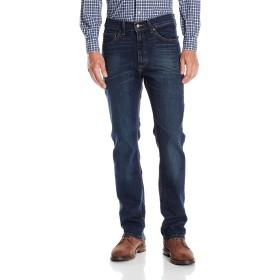 LEEメンズ プレミアム セレクト クラシックフィット ストレートレッグジーンズ US サイズ: 34W x 30L カラー: ブルー
