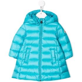 Moncler Kids Majeure コート - ブルー