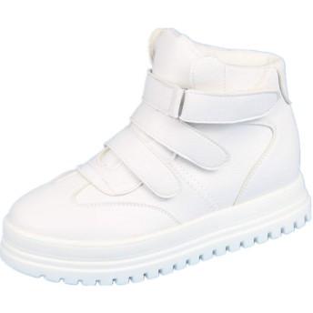 白 スニーカー レディースカジュアルシューズ 立ち仕事 35(22.5CM) 36(23.0CM) 37(23.5CM) 38 24cm 39 24.5cm 40 25cm デッキシューズ 白の靴 キャンバス 紳士 黒 白色/ホワイト 白 定番シューズ カジュアル靴 シューズ ブラック 白