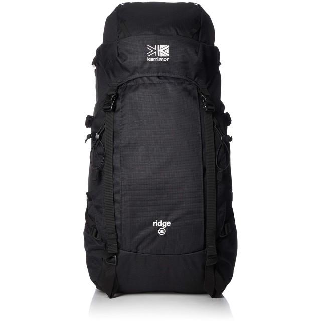 [カリマー] 中型トレッキングザック ridge30 Large Black (ブラック)