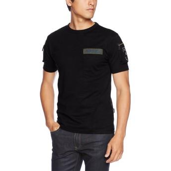 [アビレックス] Tシャツ 6123036 メンズ 8 日本 L-(日本サイズL相当)