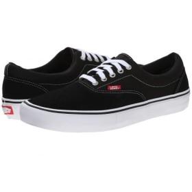 Vans(バンズ) メンズ 男性用 シューズ 靴 スニーカー 運動靴 Era Pro - Black/White/Gum 6.5 D - Medium [並行輸入品]
