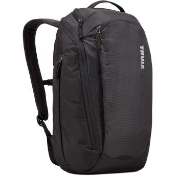 [スーリー] リュック Thule EnRoute Backpack 容量:23L ノートパソコン収納用 Black