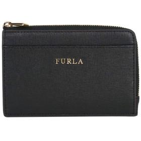 [フルラ] FURLA BABYLON M CREDIT CARD CASE PR75 B30 ONYX [並行輸入品]