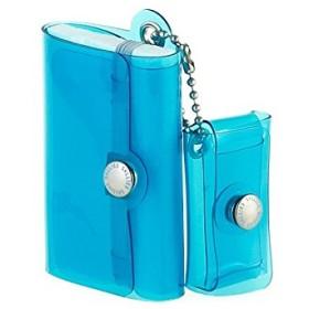 SALLIES Pocket Pal ポケットパル ミニマルウォレット ブルー [HD2978]