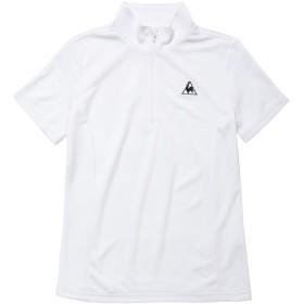 le coq sportif ルコックスポルティフ ハーフジップ半袖シャツ QMWLJA70ZZ