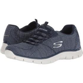 [スケッチャーズ] レディーススニーカー・ウォーキングシューズ・靴 Empire Navy 5 (22cm) B - Medium [並行輸入品]