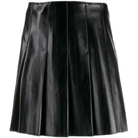 MSGM プリーツスカート - ブラック