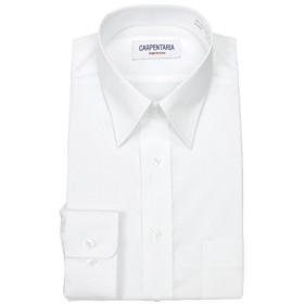 ワイシャツ メンズ長袖 レギュラーカラーCARPENTARIA A12CAR101 43-80