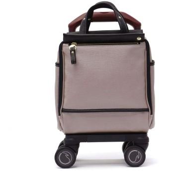 [ソエルテ] スーツケース カランド 機内持ち込み可 8L 30 cm 2kg ベージュ