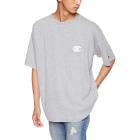 [チャンピオン] ビッグTシャツ C3-N302 メンズ オックスフォードグレー 日本 L (日本サイズL相当)