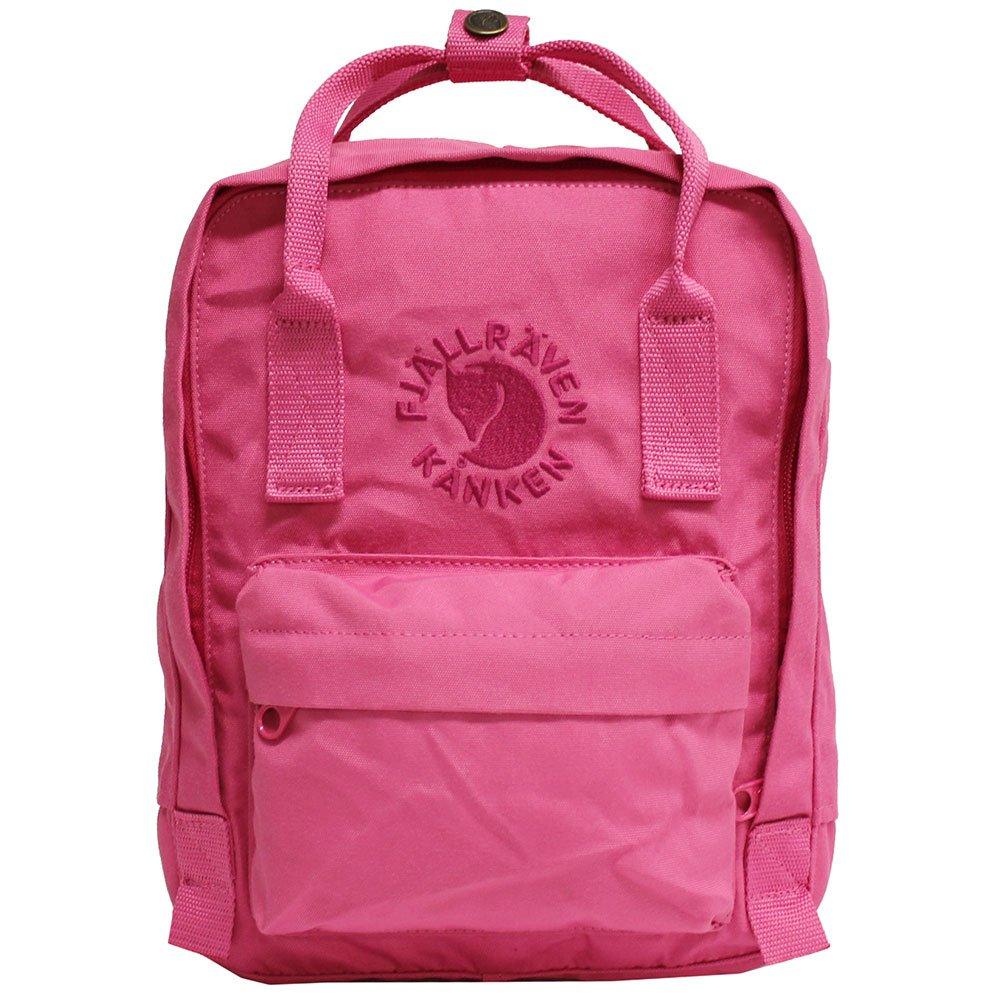 Backpack Fjallraven Re Kanken Mini Pink Rose 23549 309