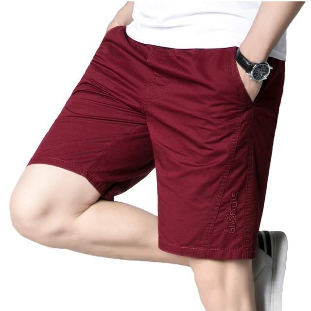 短パン メンズ ハーフパンツ メンズ ショートカーゴパンツ 半ズボン 夏 大きいサイズ jiuhong 4XL