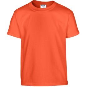(ギルダン) Gildan キッズTシャツ 76000B ジャパンフィット オレンジ 140㎝