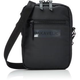 [マキャベリック] ボディバッグ LUDUS BOX-LOGO POUCH BAG ポーチバック 3108-10503 ブラック One Size