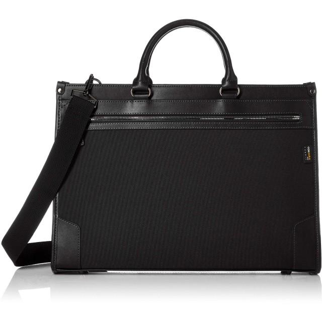 [シフレ] ビジネスバッグ コーデュラ素材使用 A4サイズ対応 ショルダーベルト付き シフレ ESC5082 ブラック/ブラック One Size