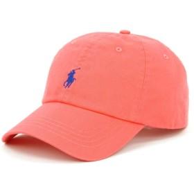 [ポロ ラルフローレン] POLO RALPH LAUREN 正規品 メンズ 帽子 キャップ COTTON CHINO BASEBALL CAP 並行輸入品 (コード:4034080509-1)