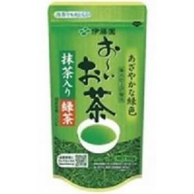 (業務用90セット)伊藤園 おーいお茶 抹茶入り緑茶 100g/袋  送料無料