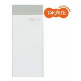 (まとめ)TANOSEE フィルム封筒(厚口) 長3 〒枠あり 200枚入×5パック