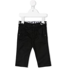 Givenchy Kids ロゴ ジーンズ - ブラック