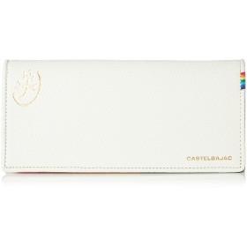 [カステルバジャック] 財布 レインボー 79614 シロ