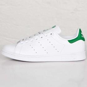 [アディダス] スタンスミス スニーカーサイズ: 27.0 cmM20324-ホワイト×グリーン [並行輸入品]