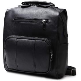 Cogito(コギト) リュック リュックサック バックパック ビジネスバック 軽量 大容量 A4 メンズ レディース (ブラック)
