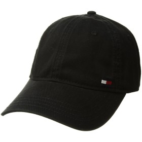 Tommy Hilfiger HAT メンズ ブラック One Size