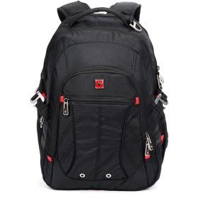 バックパック リュックサック ブランド メンズ レディース リュック バッグパック カバン 鞄 通勤 通学 軽量 大容量 ポケット 多い 旅行用リュック サイドポケット