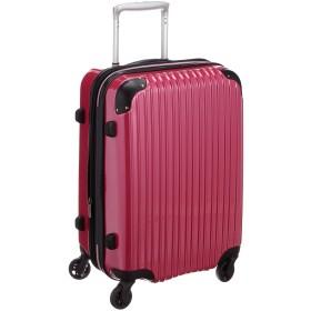 [シフレ] スーツケース ハードジッパケース シフレ 1年保証 43L 54 cm 3.2kg メタリックマゼンタ