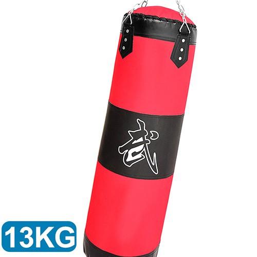 BOXING懸吊式13KG拳擊沙包(已填充)C195-2813拳擊袋沙包袋.懸掛13公斤沙袋.拳擊打擊練習器.搏擊泰拳