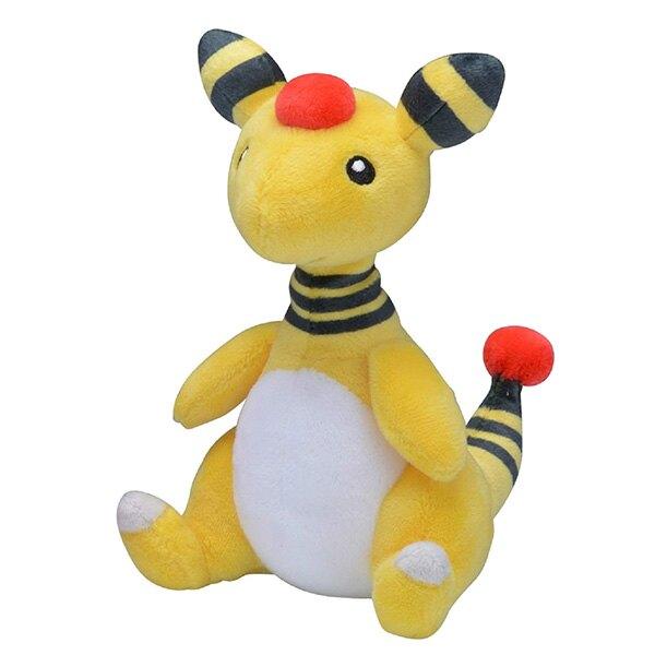 【寶可夢電龍娃娃】電龍 絨毛玩偶 娃娃 Pokemon Fit 日本正品 該該貝比日本精品