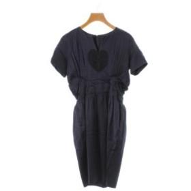DRESS CAMP  / ドレスキャンプ レディース ワンピース 色:紺 サイズ:36(S位)