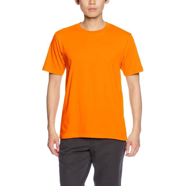 (ユナイテッドアスレ)UnitedAthle 6.2オンス プレミアム Tシャツ 594201 [メンズ] 064 オレンジ XS