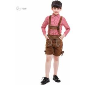 Halloween コスプレ衣装 ハロウイン コスチューム キッズ仮装 男の子 イベント セットアップ パーティー仮装 舞台衣装 送料無料