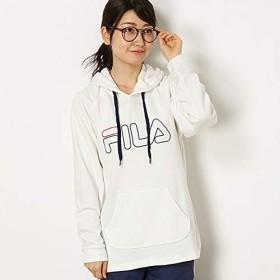 フィラ(FILA) スウェットパーカー【ホワイト/M】