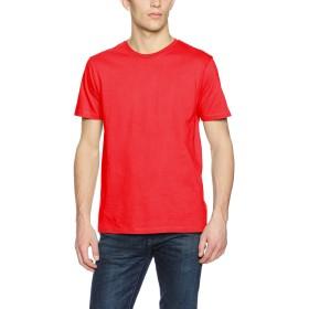 [トラス] Tシャツ TRS-700 メンズ レッド 日本 S-(日本サイズS相当)