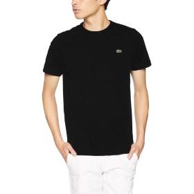 [ラコステ] ベーシック クルーネック Tシャツ (半袖) メンズ TH622EM ブラック EU 005 (日本サイズXL相当)