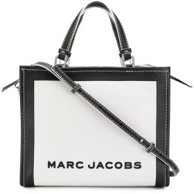 Marc Jacobs The Box トートバッグ - ホワイト