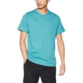 [MAMMUT]Tシャツ (マムート) コットン ポケット Tシャツ メンズ 1017-10001 メンズ dark waters EU M (日本サイズL相当)