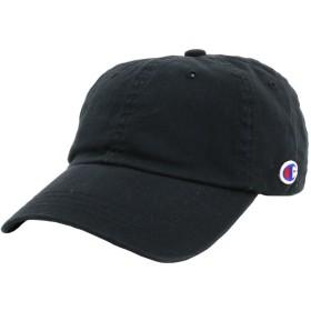 Champion(チャンピオン) キャップ 帽子 ローキャップ ロゴ ブラック Free