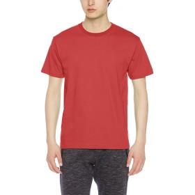 [クロスアンドステッチ] Tシャツ OE1116 メンズ スーパーレッド 日本 XL-(日本サイズXL相当)