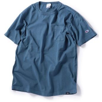 [シップス] Champion チャンピオン Tシャツ 半袖 メンズ 112120927 ライト ブルー S