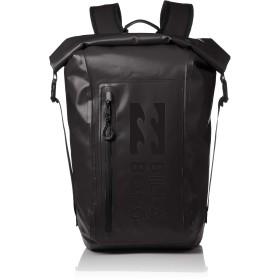 [ビラボン] リュック 17L (防水ターポリンシリーズ) [ AJ011-937 / WET ROLL RUCK ] ミニ バッグ おしゃれ BLK_ブラック
