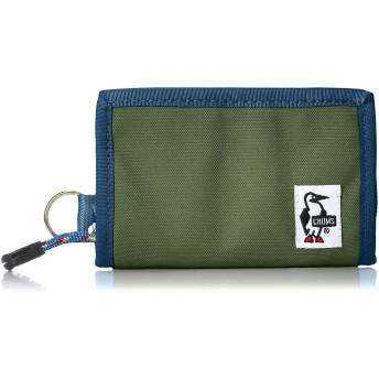 [チャムス] 財布 Eco Card Wallet Forest Green