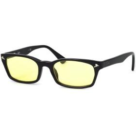 レイバン サングラス RX5017A 2000 52サイズ ライトイエロー ライトカラーレンズセット RayBan メガネフレーム 紫外線カット ラウンド 丸メガネ 黒縁 Ray-Ban LIGHT COLORS 薄い色